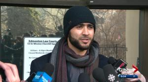 Omar Khadr speaks out after Edmonton judge reserves decision on bail conditions